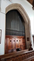 Image for Church Organ - St Peter - Knossington, Leicestershire