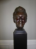 Image for 4476 Bernstein Asteroid and Bust of Leonard Bernstein - Stockbridge, MA