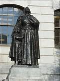 Image for Anne Marbury Hutchinson - Boston, MA
