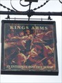 Image for Kings Arms - Eccleshall, Staffordshire, England, UK.