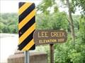 Image for Lee Creek - Elevation 1037