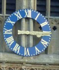 Image for Abbey Tower Clock, Evesham, Worcestershire, England