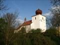 Image for kostel narození Panny Marie, Kamýk nad Vltavou, Czech republic