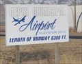 Image for Nephi Municipal Airport ~ Elevation 5010 feet
