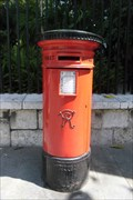 Image for Main St. Victorian Post Box - Gibraltar, U.K.