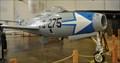 """Image for Republic F-84G """"Thunderjet"""" Jet Fighter"""