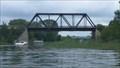 Image for Cheboygan River Railroad bridge - Cheboygan, Michigan