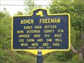 Image for Asher Freeman