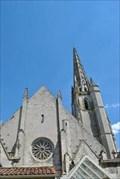 Image for Eglise Notre Dame. Niort. france