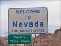 Image for Welcome To Nevada - Hoover Dam - Boulder City, Nevada, USA.