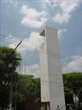 Image for Praca Miguel Dell'erba clock - Sao Paulo, Brazil