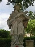 Image for St. John of Nepomuk // sv. Jan Nepomucký - Vilémovice, Czech Republic