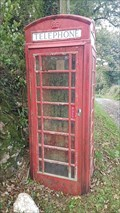 Image for Red Telephone Box - Otterham, Cornwall
