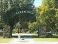 Image for Green Hill Cemetery - Davis, OK