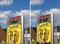 Image for Sign at Benzina gassoline station - Zelezna Ruda, CZE
