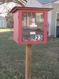 Image for Paxton's Blessing Box 23 - Wichita, KS - USA