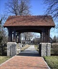 Image for St Mary's Anglican Church Lychgate - Windsor/Walkerville, ON