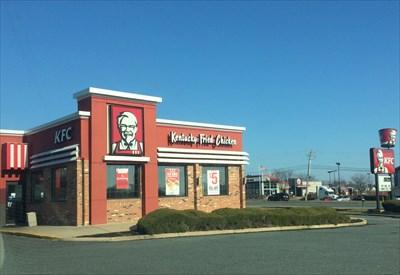 Kfc Beards Hill Rd Aberdeen Md Kentucky Fried En Restaurants On Waymarking