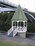Image for Waikato River Gazebo. Hamilton. New Zealand.