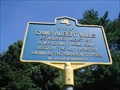 Image for Camp Albert Mills Historic Marker