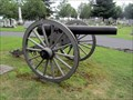 Image for 3.67-inch (20-pounder) Army Parrott Rifle, No. 205 - Gettysburg, PA
