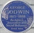Image for George Godwin - Brompton Road, London, UK