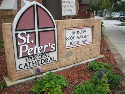 Consignment Shopspetersburg on St  Peter S Episcopal Cathedral   St Petersburg  Fl   Anglican And