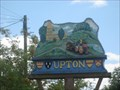 Image for Upton Village Sign - Cambridgeshire
