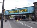 Image for Camden Lock Railway Bridge - Chalk Farm Road, London, UK