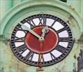 Image for Old Shelburne Post Office Clock - Shelburne, NS