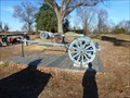 Image for Long Blue Cannon - Yorktown, VA