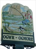 Image for Ogwr - Ogmore  -- Village Sign --  Wales, Great Britain.