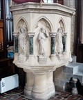 Image for Pulpit - St John the Baptist - Belton, Leicestershire