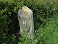 Image for Lancaster Canal 14 Mile Milestone - Claughton-on-Brock, UK