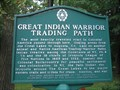 Image for Great Indian Warrior Trading Path