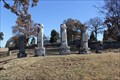 Image for 5 WoW markers in a row -- Oak Cemetery, Fort Smith AR