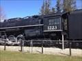 Image for Pere Marquette Locomotive # 1223 - Grand Haven, Michigan
