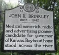 Image for JOHN R. BRINKLEY - Q-52