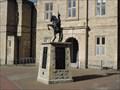 Image for Louis (Lewis) Edward Nolan Statue - Church Street, Maidstone, UK