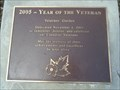 Image for 2005 - Year of the Veteran - London, Ontario