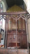 Image for Church Organ - St Mary - Ketton, Rutland