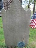 Image for Ephraim Foster – Deerfield Presbyterian Church Cemetery - Deerfield Street, New Jersey