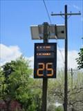 Image for Solar Power  Speed Sign - Salt Lake City, Utah