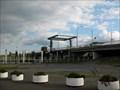 Image for Klappbrücke über dem Lühe-Sperrwerk