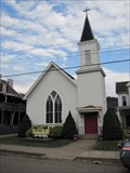 Image for Christ Episcopal Church - Wellsburg Historic District - Wellsburg, West Virginia