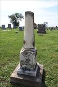 Image for Fannie Ellen D. Graham - Mt. Vernon Cemetery - Atchison, KS