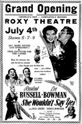 Image for Roxy Theatre - Choteau, MT