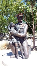 Image for Policeman and Girl - Sparks Memorial Park - Sparks, NV