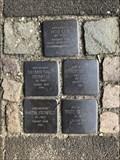 """Image for HERZ LEVI - SALOMON """"SALLY"""", ROSALIE, MARTIN und TRUDE STEINFELD - Alte Heerstraße 17, Josbach, Rauschenberg, HE-DE"""