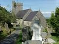Image for St Rhidian & St Illtyd - Churchyard - Llanrhidian, Wales. Great Britain.